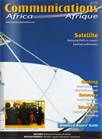 Communications Africa Issue 3 2012