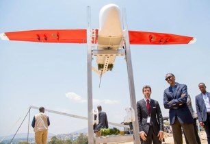 Rwanda: Medical drone delivery system wins global award