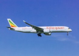 Ethiopian Airlines launches onboard WiFi service