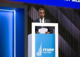 Minister asks ITU delegates to support resolution on Somalia