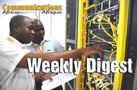 Communications Africa weekly digest - 18th - 22nd September