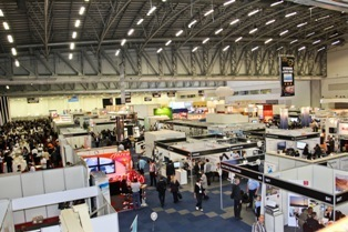 AfricaCom 2012 record attendees