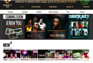 EbonyLifeTV - EbonyLife TV