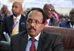 Somalian President Farmaajo applauds Parliament for approving crucial telecommunications bill