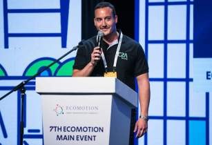 Nathaniel Meron Chief Product and Marketing Officer at C2A Security. Photo credit C2A Security