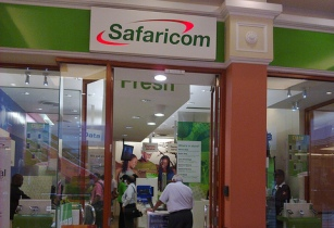 Safaricom Shop - Andrew Currie - Flickr