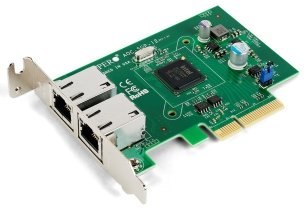 Supermicro AOC SGP I2 Gigabit Ethernet NIC PCI Express x4 card